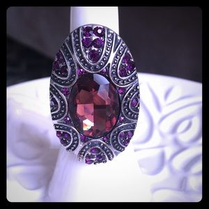Jewelry - Statement expandable ring
